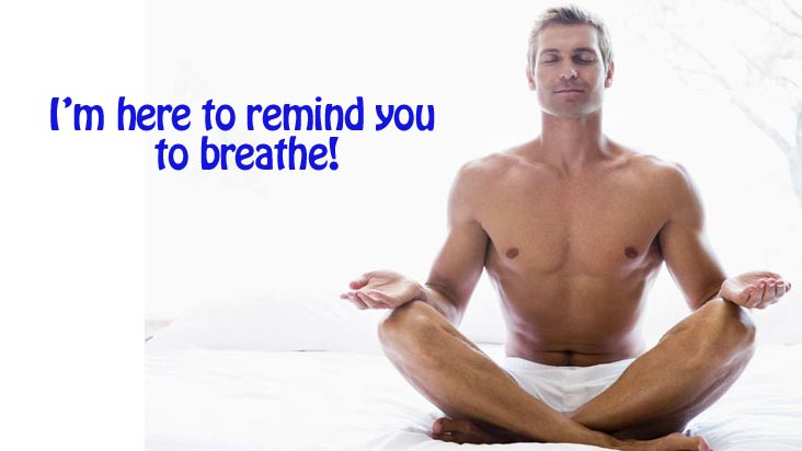 Pranayama – Your Vital Life Force is in the Breath.
