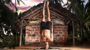 The Upside Down View – Why Headstands and Handstands Matter