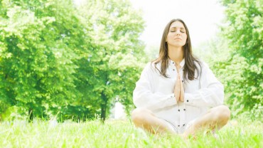 Yoga for Springtime Allergies