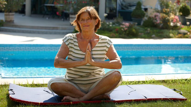 8 Reasons No-one is  Too Old To Start Practicing Yoga