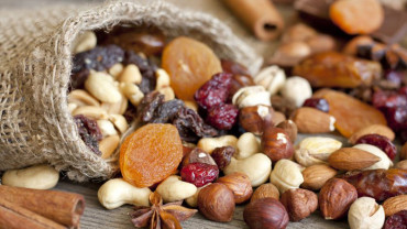 A Look Into Your Yoga Yummies: Part 3: Going Nuts