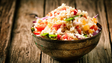 Recipe and Review: Food for the Soul: Vegetable Quinoa