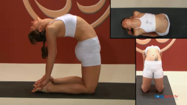 4 Yoga Poses to Heal that Irritable Bowel
