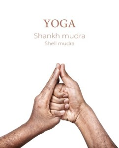 Shankh mudra for within article