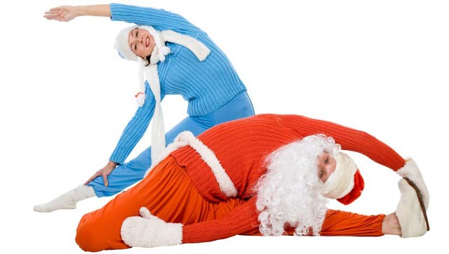 5 Yoga Sequences for a Happy Holiday – Which One Do You Need?