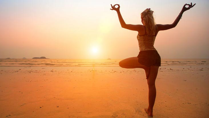 Fall in Love With Your Body Through Yoga