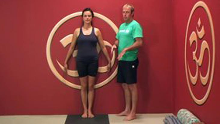 Tune In to Perfect Your Most Essential Standing Pose