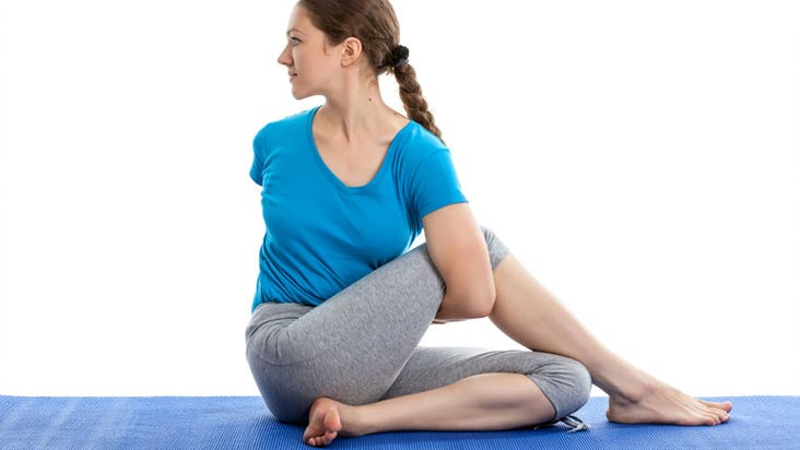 Here's Why Yogis Love to Twist