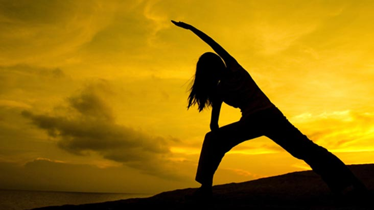Becoming a Better You Through Yoga