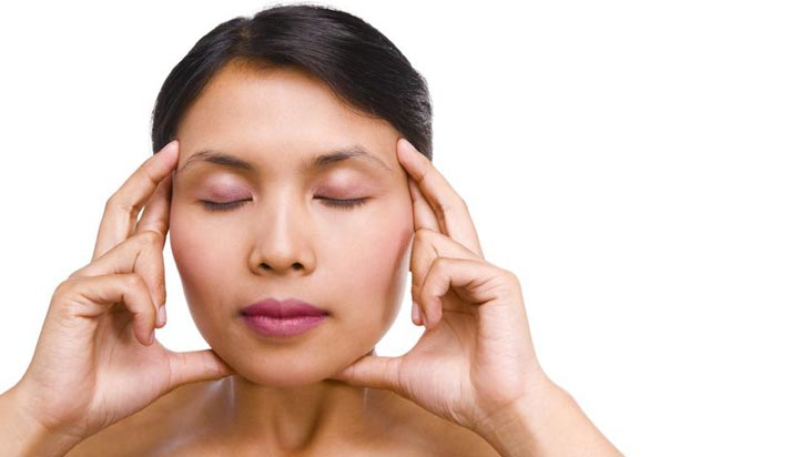 Relieve Your Tension Headaches With These 5 Yoga Poses
