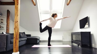 How to Create Your Perfect Yoga Class at Home