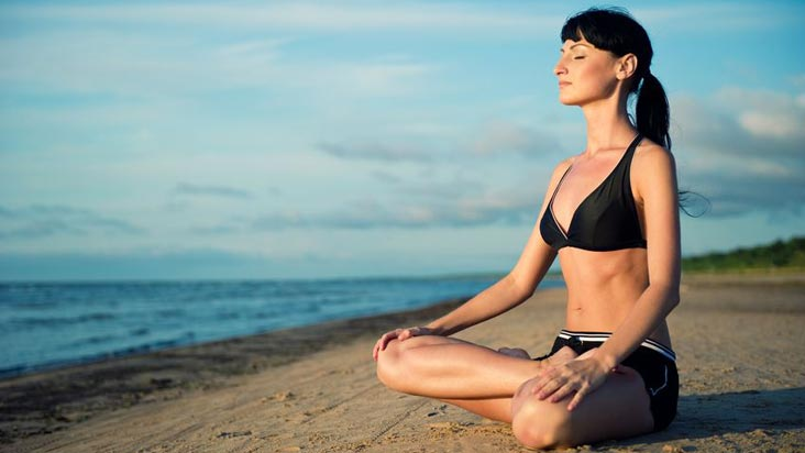 The attitude you need to achieve your yoga goals