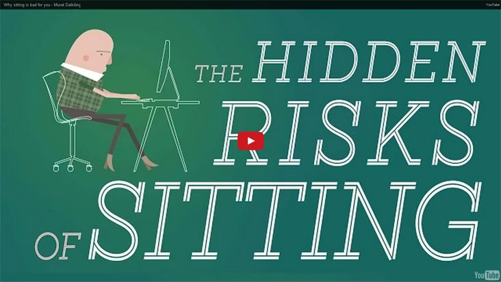 The hidden risks of sitting – new facts & what to do