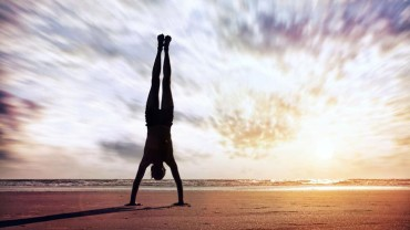 Essential reading if you're working on your Handstands