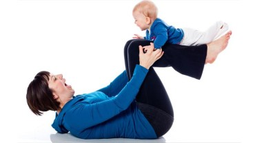 Getting Back on my Yoga Mat after Having a Baby