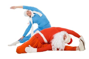 19 GREAT REASONS YOU'LL WANT TO YOGA OVER THE HOLIDAYS