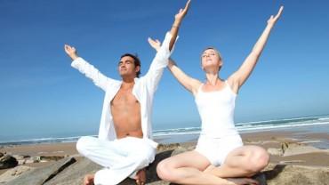 Yogic breathing: Focus on the rib cage